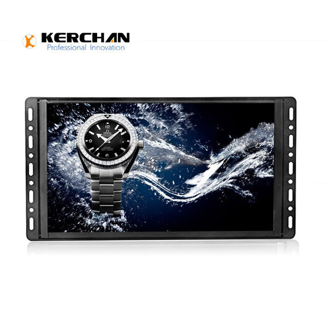 11.6 Inch retail lcd monitor motion sensor push button LCD Screens with 1920x1080 definition screen