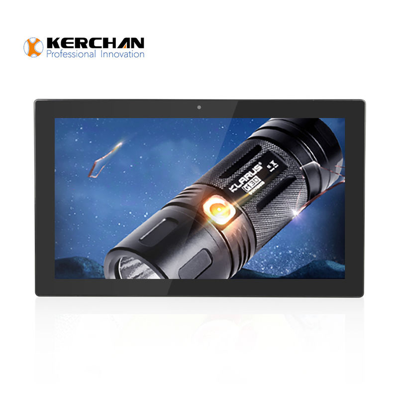 Android Operate Open Frame LCD Screen With Large View Angle 178 Degree